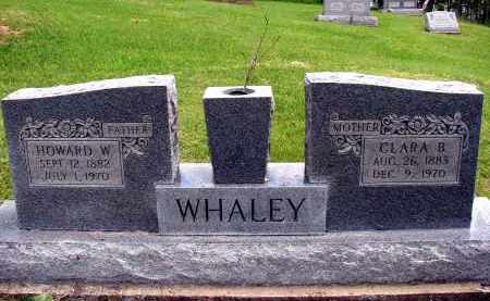 WHALEY, HOWARD W - Meigs County, Ohio | HOWARD W WHALEY - Ohio Gravestone Photos
