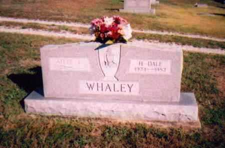 WHALEY, KITTY I - Meigs County, Ohio | KITTY I WHALEY - Ohio Gravestone Photos