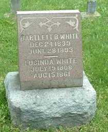 WHITE, BARTLETT B. - Meigs County, Ohio | BARTLETT B. WHITE - Ohio Gravestone Photos