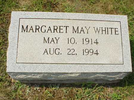 WHITE, MARGARET MAY - Meigs County, Ohio | MARGARET MAY WHITE - Ohio Gravestone Photos