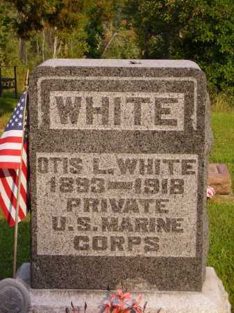 WHITE, OTIS L. - Meigs County, Ohio | OTIS L. WHITE - Ohio Gravestone Photos