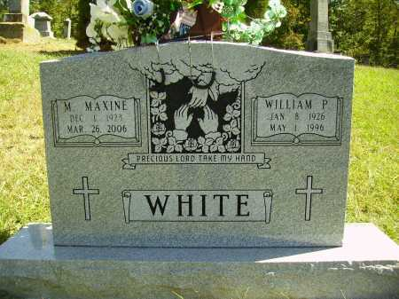 WHITE, WILLIAM P. - Meigs County, Ohio | WILLIAM P. WHITE - Ohio Gravestone Photos