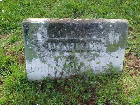 WHITEHEAD, HANNAH - Meigs County, Ohio | HANNAH WHITEHEAD - Ohio Gravestone Photos