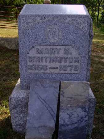 WHITINGTON, MARY N. - Meigs County, Ohio | MARY N. WHITINGTON - Ohio Gravestone Photos