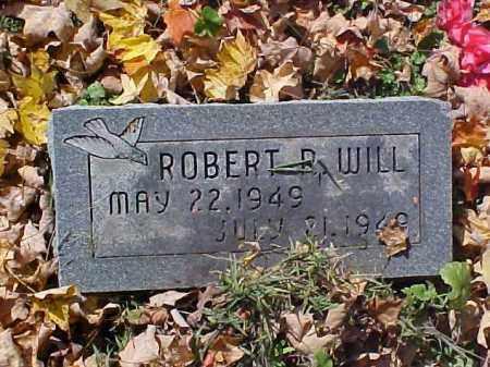 WILL, ROBERT R. - Meigs County, Ohio | ROBERT R. WILL - Ohio Gravestone Photos