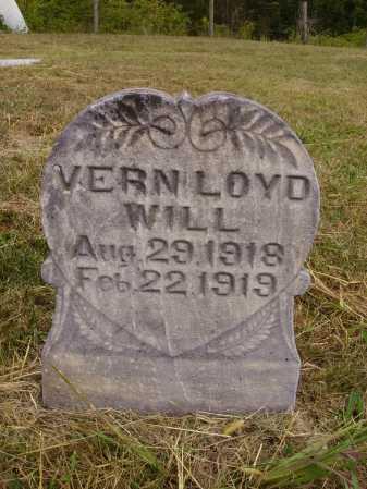 WILL, VERN LOYD - Meigs County, Ohio | VERN LOYD WILL - Ohio Gravestone Photos