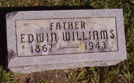 WILLIAMS, EDWIN - Meigs County, Ohio | EDWIN WILLIAMS - Ohio Gravestone Photos