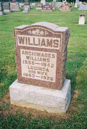 WILLIAMS, ARCHIMADES - Meigs County, Ohio | ARCHIMADES WILLIAMS - Ohio Gravestone Photos