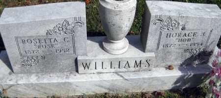 "WILLIAMS, ROSETTA C ""ROSE"" - Meigs County, Ohio 