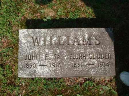 WILLIAMS, JOHN E. SR. - Meigs County, Ohio | JOHN E. SR. WILLIAMS - Ohio Gravestone Photos