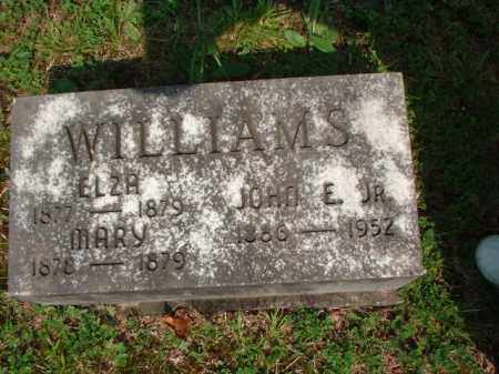 WILLIAMS, MARY - Meigs County, Ohio | MARY WILLIAMS - Ohio Gravestone Photos