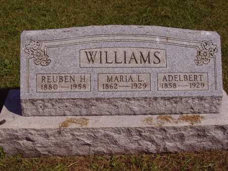 WILLIAMS, MARIA LOUSIA - Meigs County, Ohio | MARIA LOUSIA WILLIAMS - Ohio Gravestone Photos