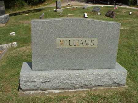 WILLIAMS, MONUMENT - Meigs County, Ohio | MONUMENT WILLIAMS - Ohio Gravestone Photos