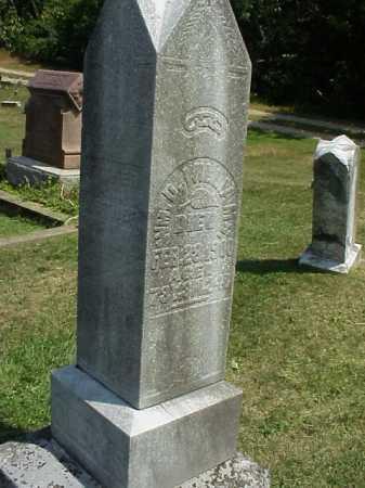 WILLIAMS, WM. D. - Meigs County, Ohio | WM. D. WILLIAMS - Ohio Gravestone Photos