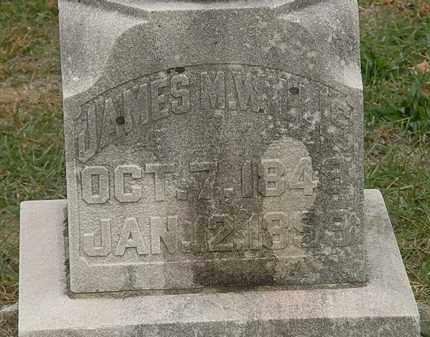 WILLIS, JAMES M. - Meigs County, Ohio | JAMES M. WILLIS - Ohio Gravestone Photos