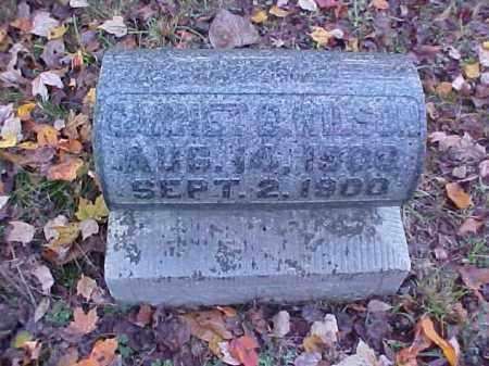 WILSON, GARNET B. - Meigs County, Ohio | GARNET B. WILSON - Ohio Gravestone Photos