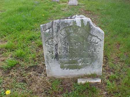 WILSON, HENRY R. - Meigs County, Ohio | HENRY R. WILSON - Ohio Gravestone Photos