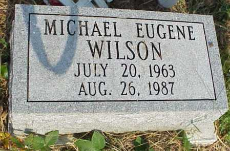 WILSON, MICHAEL EUGENE - Meigs County, Ohio | MICHAEL EUGENE WILSON - Ohio Gravestone Photos