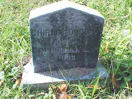 WILSON, SHIRLEY DORINDA - Meigs County, Ohio | SHIRLEY DORINDA WILSON - Ohio Gravestone Photos