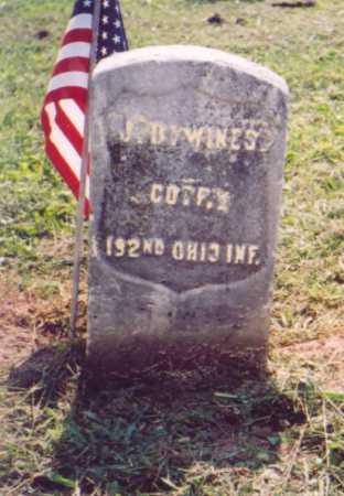 WINES, J. D. - Meigs County, Ohio   J. D. WINES - Ohio Gravestone Photos