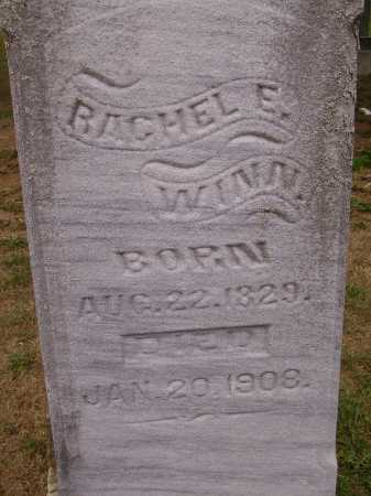 WINN, RACHEL E. - Meigs County, Ohio | RACHEL E. WINN - Ohio Gravestone Photos