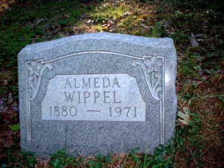 WIPPEL, ALMEDA - Meigs County, Ohio | ALMEDA WIPPEL - Ohio Gravestone Photos