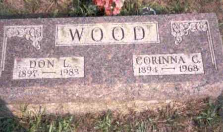 WOOD, DON L. - Meigs County, Ohio | DON L. WOOD - Ohio Gravestone Photos