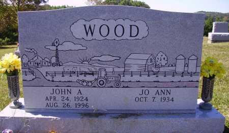 LEWIS WOOD, JO ANN - Meigs County, Ohio | JO ANN LEWIS WOOD - Ohio Gravestone Photos