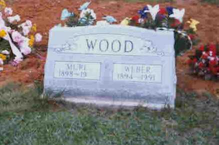 WOOD, WEBER - Meigs County, Ohio | WEBER WOOD - Ohio Gravestone Photos