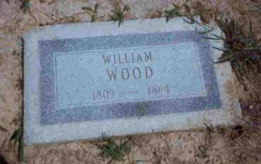 WOOD, WILLIAM - Meigs County, Ohio | WILLIAM WOOD - Ohio Gravestone Photos