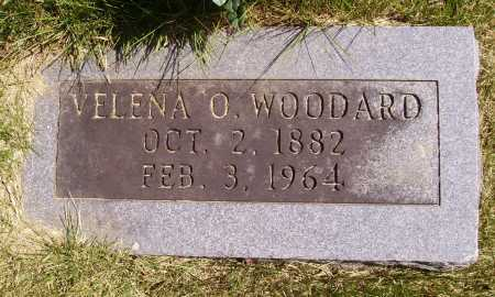 WOODARD, VELENA O. - Meigs County, Ohio | VELENA O. WOODARD - Ohio Gravestone Photos