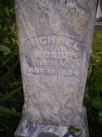 WOODE, MICHAEL - Meigs County, Ohio | MICHAEL WOODE - Ohio Gravestone Photos