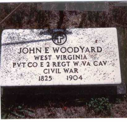 WOODYARD, JOHN E. - Meigs County, Ohio | JOHN E. WOODYARD - Ohio Gravestone Photos
