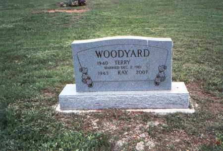 WOODYARD, TERRY - Meigs County, Ohio | TERRY WOODYARD - Ohio Gravestone Photos