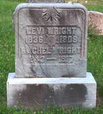 WRIGHT, LEVI - Meigs County, Ohio | LEVI WRIGHT - Ohio Gravestone Photos