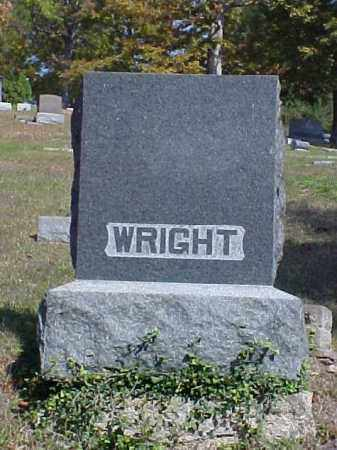WRIGHT, MONUMENT - Meigs County, Ohio | MONUMENT WRIGHT - Ohio Gravestone Photos