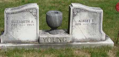 YOUNG, ELIZABETH A - Meigs County, Ohio | ELIZABETH A YOUNG - Ohio Gravestone Photos