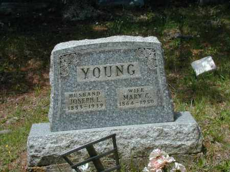 YOUNG, JOSEPH L. - Meigs County, Ohio | JOSEPH L. YOUNG - Ohio Gravestone Photos