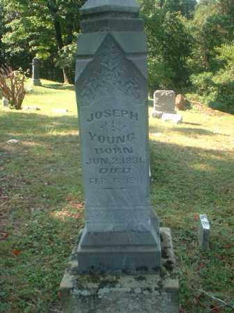 YOUNG, JOSEPH - Meigs County, Ohio | JOSEPH YOUNG - Ohio Gravestone Photos