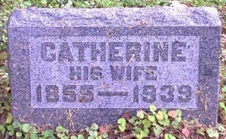 ZWEIFEL, CATHERINE - Meigs County, Ohio | CATHERINE ZWEIFEL - Ohio Gravestone Photos