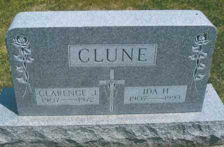 HEITKAMP CLUNE, IDA H. - Mercer County, Ohio | IDA H. HEITKAMP CLUNE - Ohio Gravestone Photos