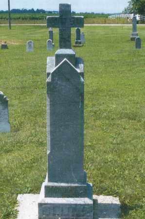 UNGRUHN CLUNE, MARIA ANNA - Mercer County, Ohio | MARIA ANNA UNGRUHN CLUNE - Ohio Gravestone Photos