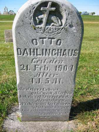 DAHLINGHAUS, OTTO - Mercer County, Ohio | OTTO DAHLINGHAUS - Ohio Gravestone Photos