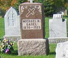 GAGEL, MICHAEL H - Mercer County, Ohio | MICHAEL H GAGEL - Ohio Gravestone Photos