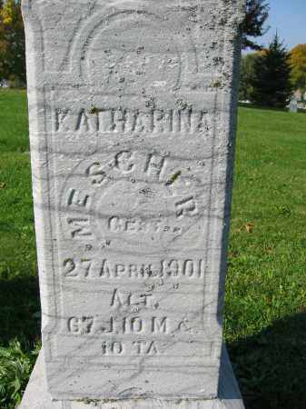 MESCHER, KATHARINA - Mercer County, Ohio   KATHARINA MESCHER - Ohio Gravestone Photos