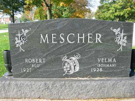 "MESCHER, ROBERT ""BUD"" - Mercer County, Ohio 