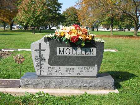 LEUGERS MOELLER, ROSEMARY - Mercer County, Ohio | ROSEMARY LEUGERS MOELLER - Ohio Gravestone Photos