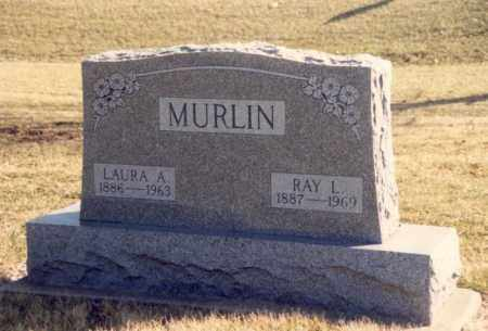 MURLIN, RAYMOND L. - Mercer County, Ohio | RAYMOND L. MURLIN - Ohio Gravestone Photos