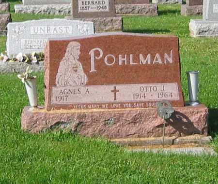 POHLMAN, OTTO J - Mercer County, Ohio | OTTO J POHLMAN - Ohio Gravestone Photos