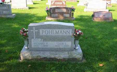 POHLMANN, RICHARD H. - Mercer County, Ohio | RICHARD H. POHLMANN - Ohio Gravestone Photos